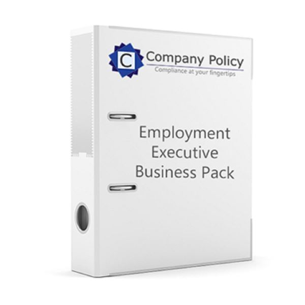 Picture of Employment Executive Business Pack