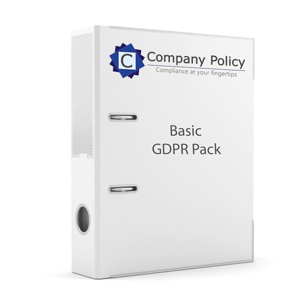 Picture of General Data Protection Regulation Compliance Business Pack