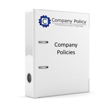 Picture of Company Policy Business Compliance Pack